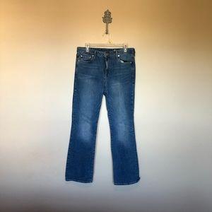 Gap jeans size 30s. 117